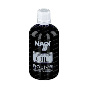 Naqi Massage Oil Active