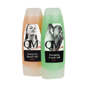 QM10 Energizing Shower Gel Mandarijn